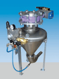 Pneumatic Conveying for Powered & Granule